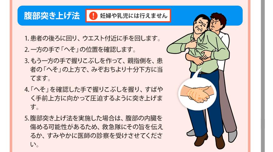 ハイム リック 法 喉を詰まらせた人の救助方法: 13 ステップ (画像あり)