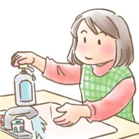 オキシドール で 手 の 消毒